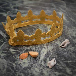 Authentique couronne de Hiéron II