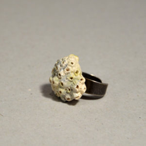 Bague Coquillage clair