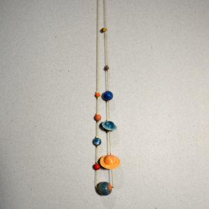 Collier Système solaire #1