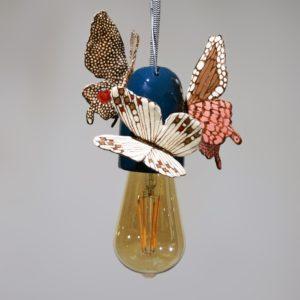 Lampe à suspendre «Lépidophore» #2