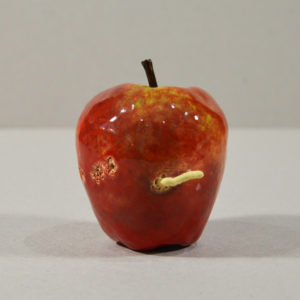 Pomme habitée #1