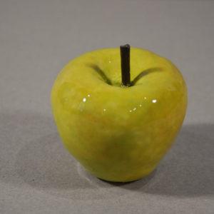 Pomme Golden croquée #1